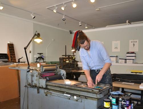 Бизнес-план мини-типографии
