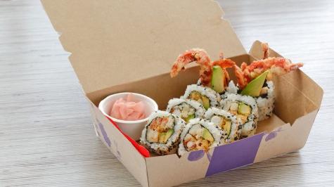 Бизнес-план— доставка суши. Как открыть доставку суши