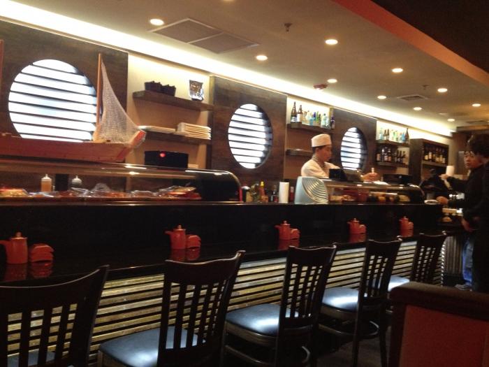 Суши на вынос: бизнес-план.Сколько стоит открыть бар суши?