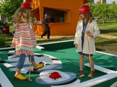 Бизнес-план мини-гольфа