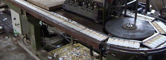 Бизнес идея: производство спичек