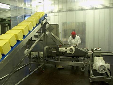 Бизнес-план: производство сливочного масла