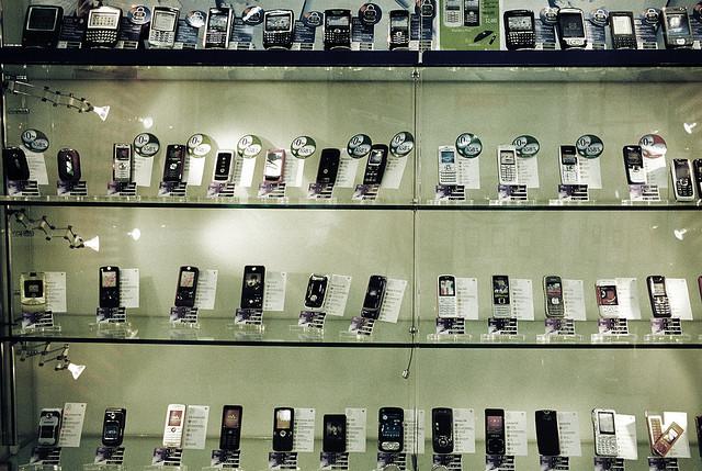 Как открыть салон сотовой связи