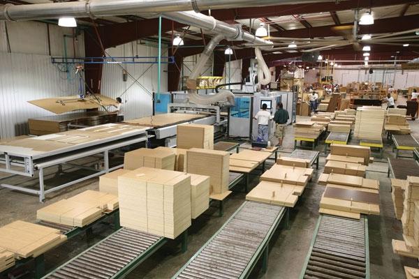 Мебельный бизнес: производство корпусной мебели