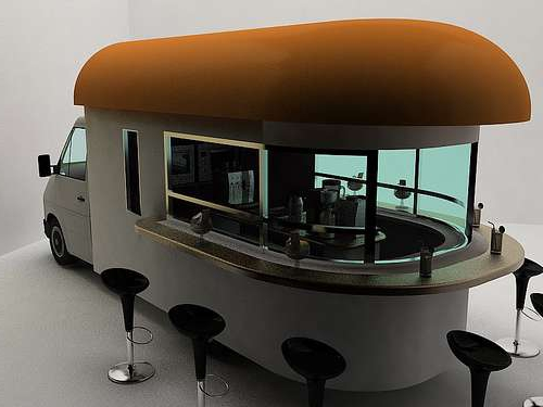 Как открыть кафе-автобус