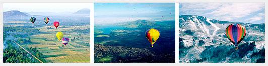 Организация полетов на воздушном шаре