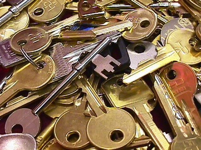 Свой бизнес: изготовление ключей